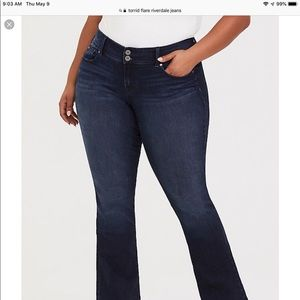 Brand new with tags Torrid jeans